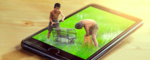 Use of technology in Agriculture and Agricultural mobile applications