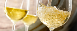 The benefits of white wine