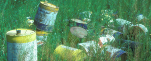 Pesticide waste management in Quebec