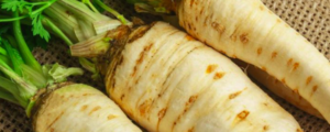 "All about ""Parsnip"", a vegetable with a sweet flavor"