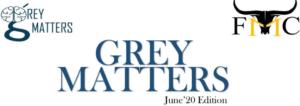 Grey Matters magazine – June 2020